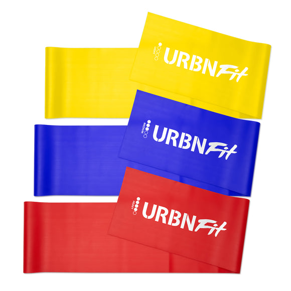 Long Resistance Bands (3pc) - URBNFit