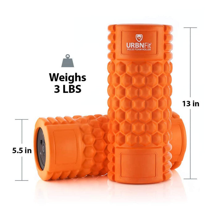 Vibrating Foam Roller - The Pulse