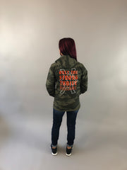 Thrive Camo Jacket