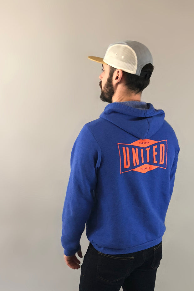 United Through Strength Hoodie 2.0