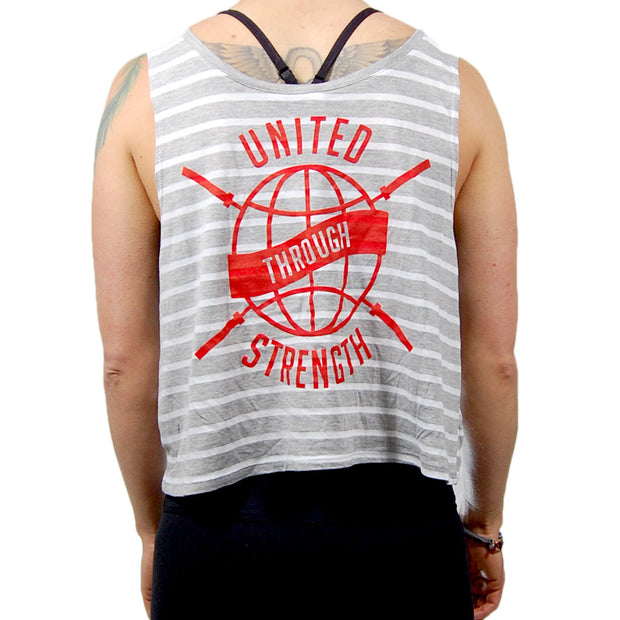 United Through Strength Crop