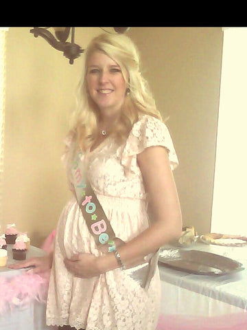 BB at Baby Shower