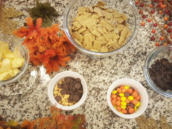 Fall Autumn Halloween Snack