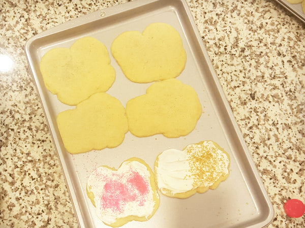 Sugar Cookies for Party