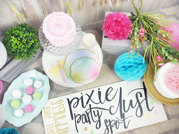 Pastel Mermaid Party THeme