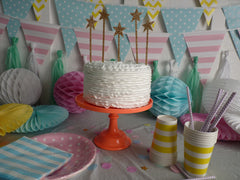Pixie Dust Party Spot Spring Fling Pastel Easter Party
