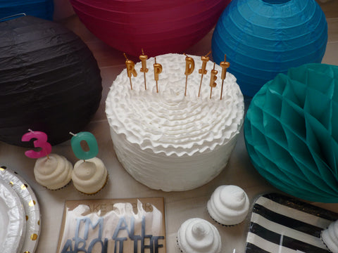 Milestone Birthday Party Ideas