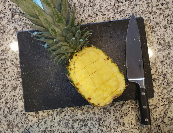 Step Two: Pineapple Salsa