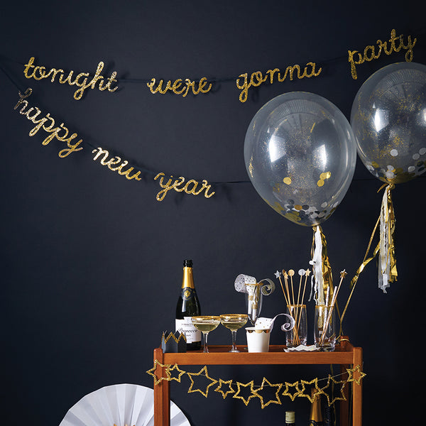 New Year's Eve Party Decorations