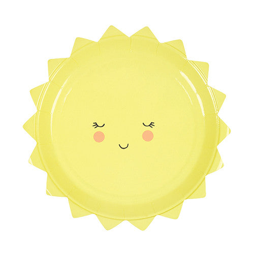 You are My Sunshine Plates