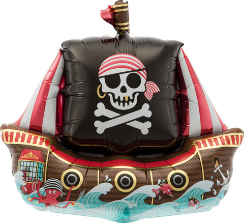 Pirate Balloon Decoration