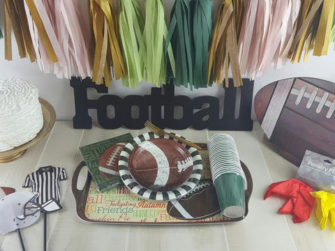 Football Frenzy Party Kit