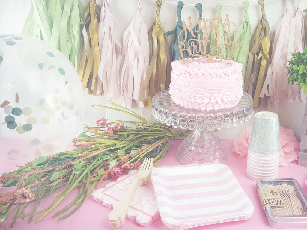 Woodland Fairy Party Kit