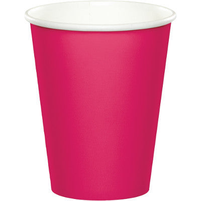 Hot Pink Cups