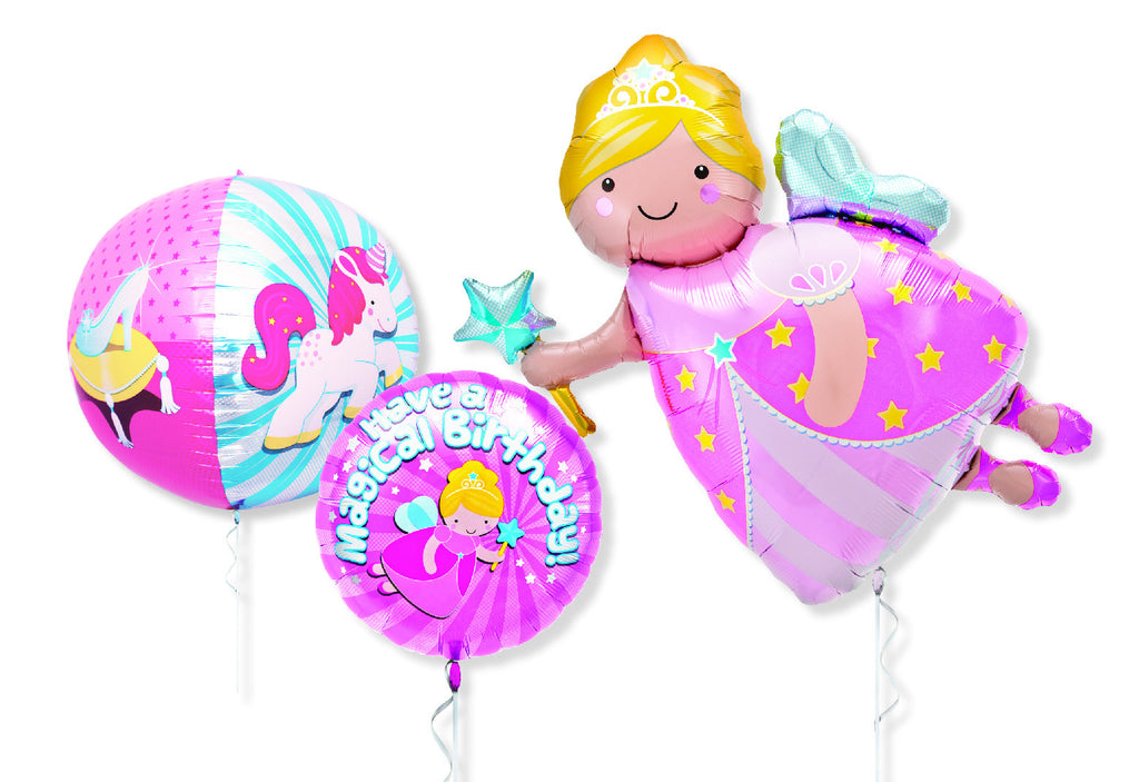 Princess Balloon Decorations
