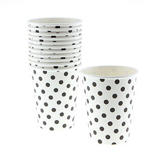 Black Dot Cups