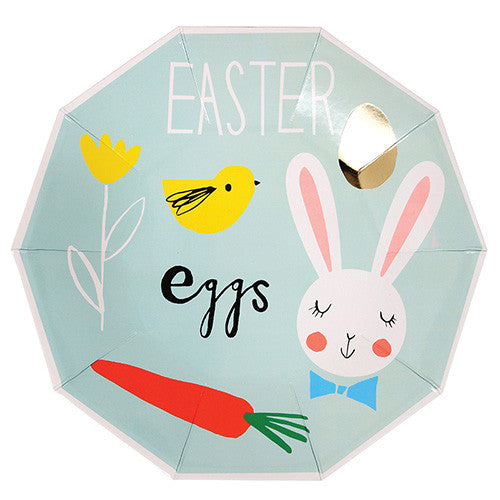 Easter Party Supplies and Decorations Easter Eggs Easter Plates