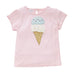 Ice Cream Bamboo T-Shirt