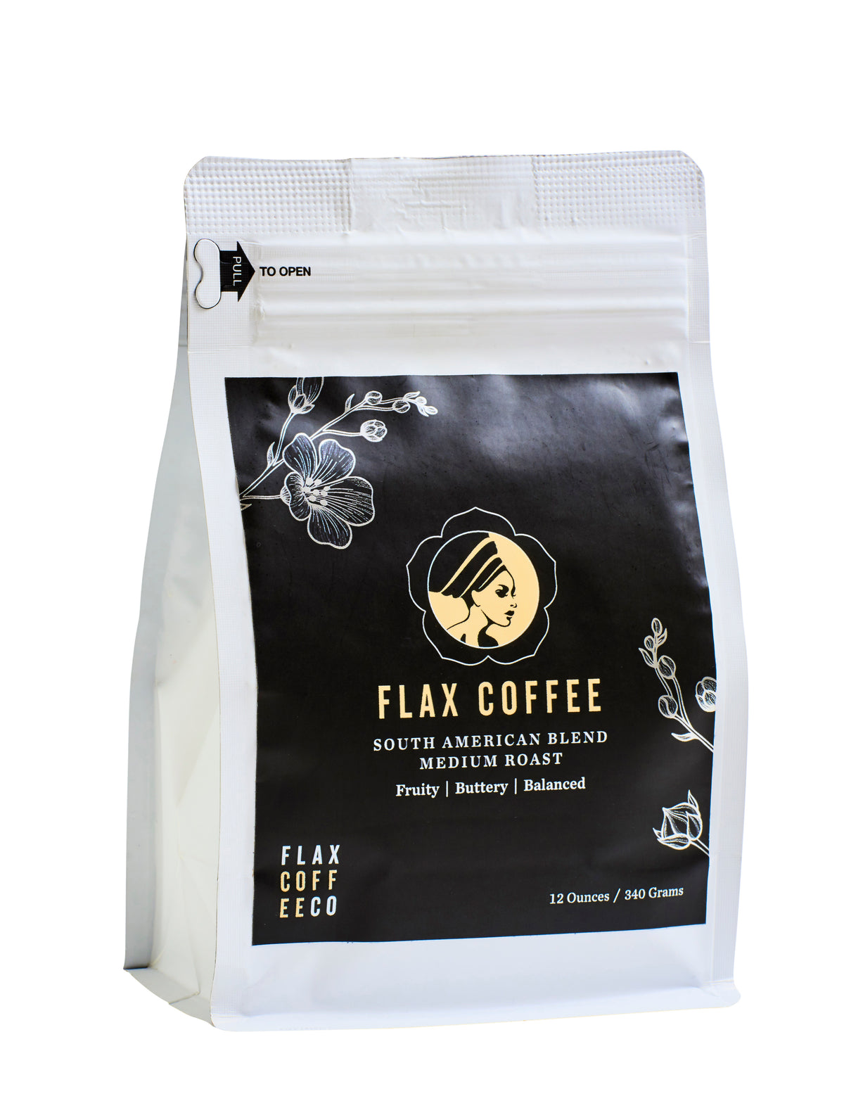 South American Blend - Flax Coffee