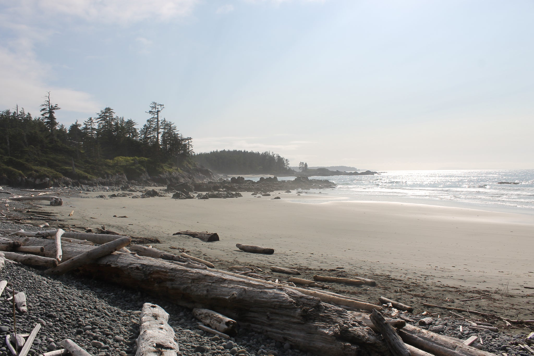 North Coast Trail: Stories in the Sand