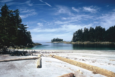 Lucy Islands: 8th best beach in BC