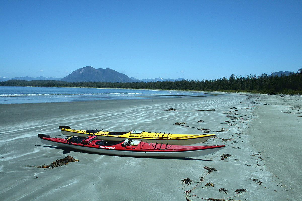 Ahous Bay: 10th best beach in BC