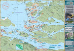 Johnstone Strait kayaking map