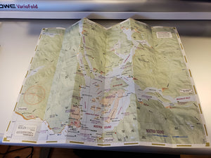 205 Nootka Sound Kayaking and Boating Map