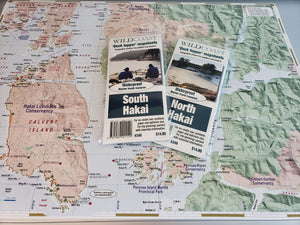 604 Hakai/Central Coast Mapsheet Bundle