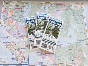 209 Clayoquot/Pacific Rim National Park Exploration Map