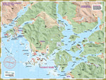 Kyuquot Sound kayaking map