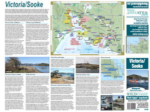 215 Victoria-Sooke Kayaking and Boating Map