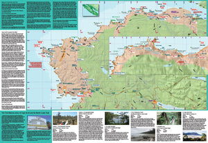 North Coast Trail map