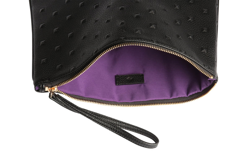 Editor's Pouch - Black Stud