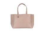 Large Tote - Dusty Rose Pebble