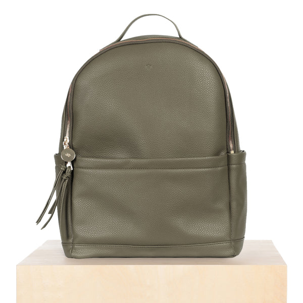 Backpack - Khaki Pebble