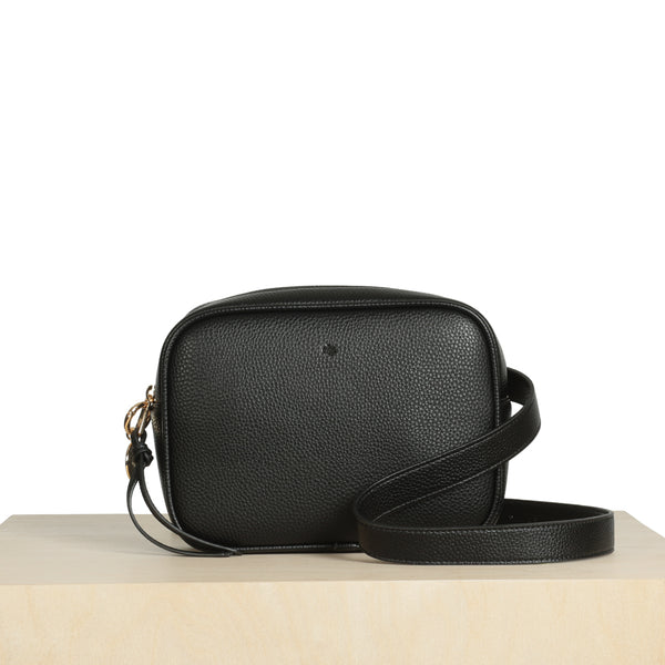 Belt Bag – Black Pebble
