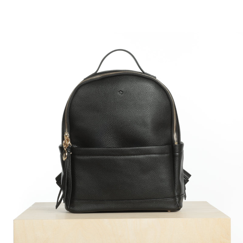 Mini Backpack – Black Pebble