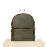 Mini Backpack – Khaki Pebble