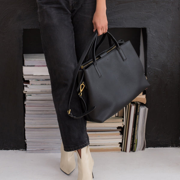 Workbag - Black Pebble