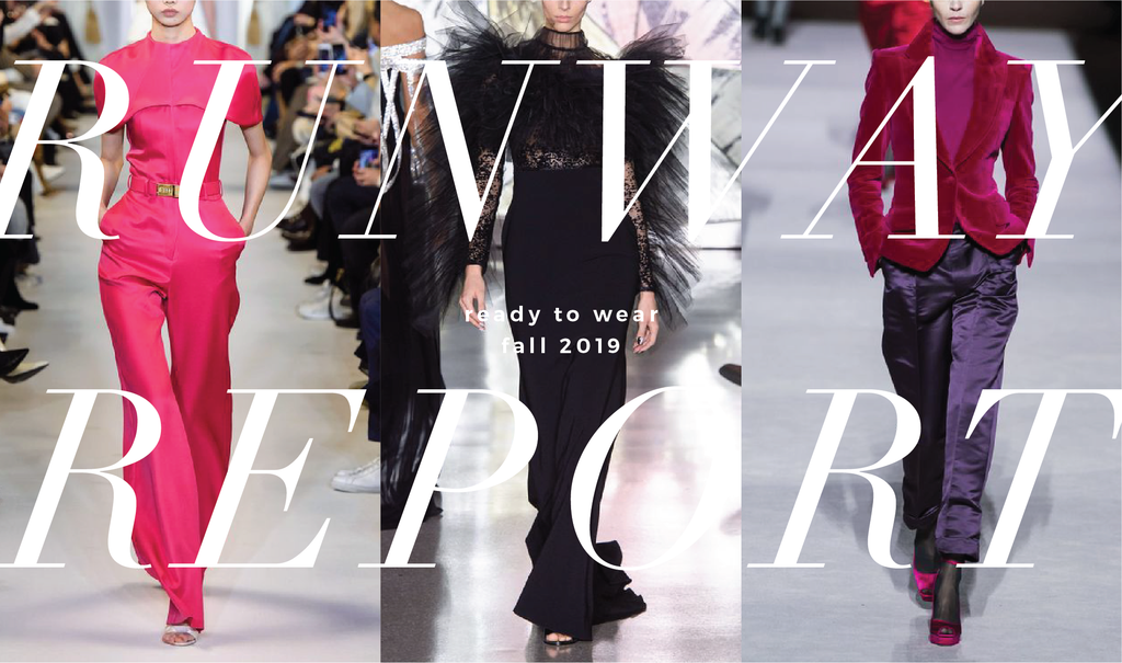 nyfw round up, favorites from new york fashion week fall 2019, runway report fall 2019, ready to wear fall 2019