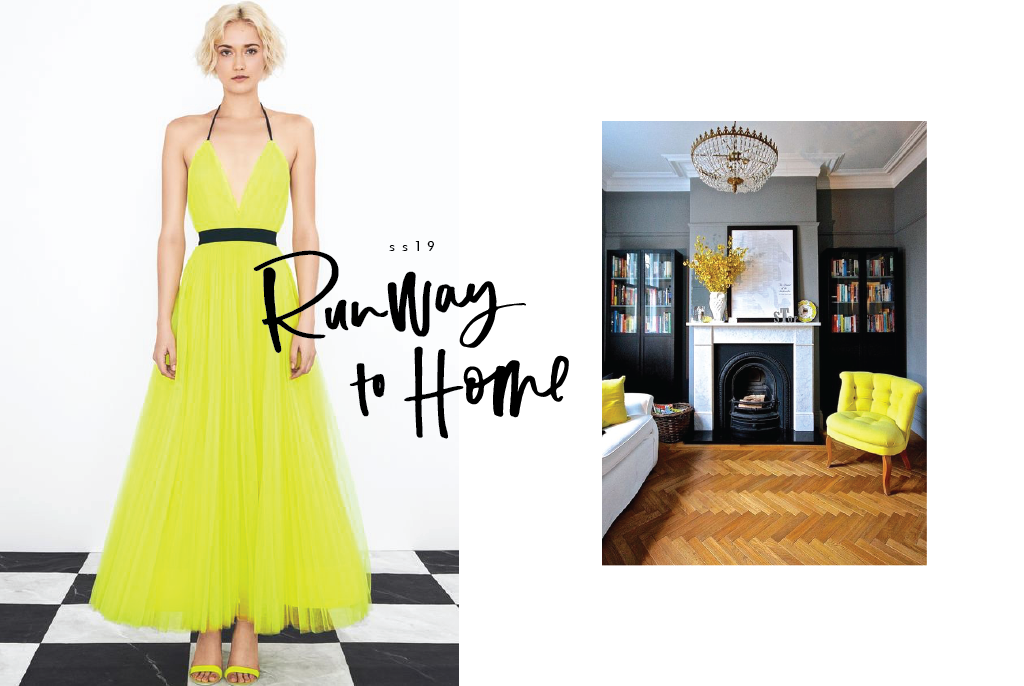 SS 2019: Runway to Home