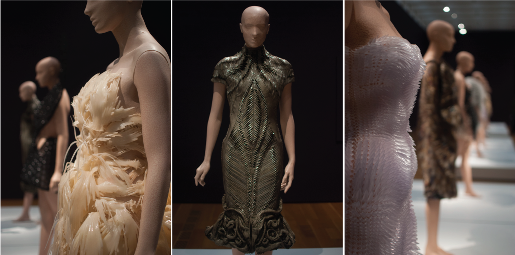Iris van Herpen Transforming Fashion