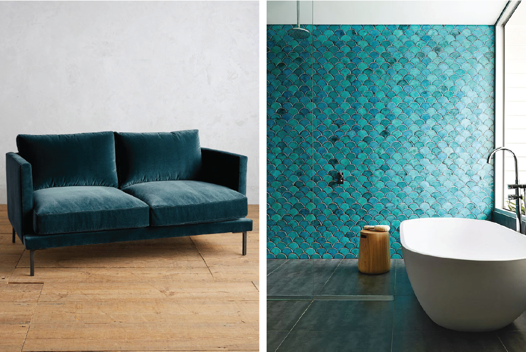 fishtail tiles