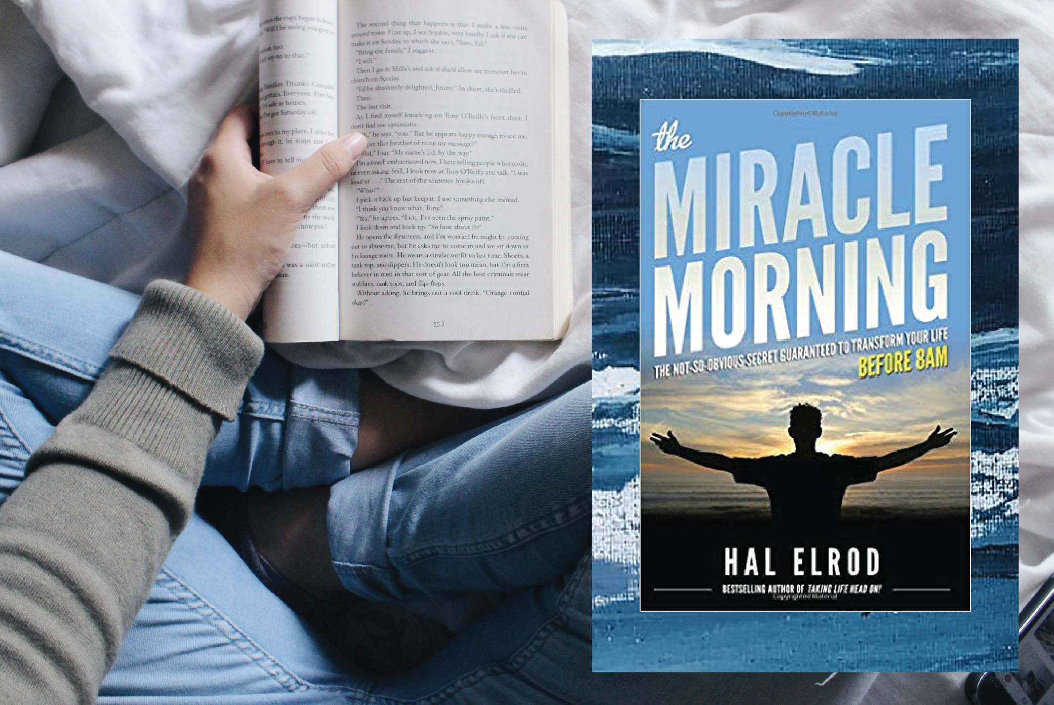 Miracle Mornings by Hal Elrod