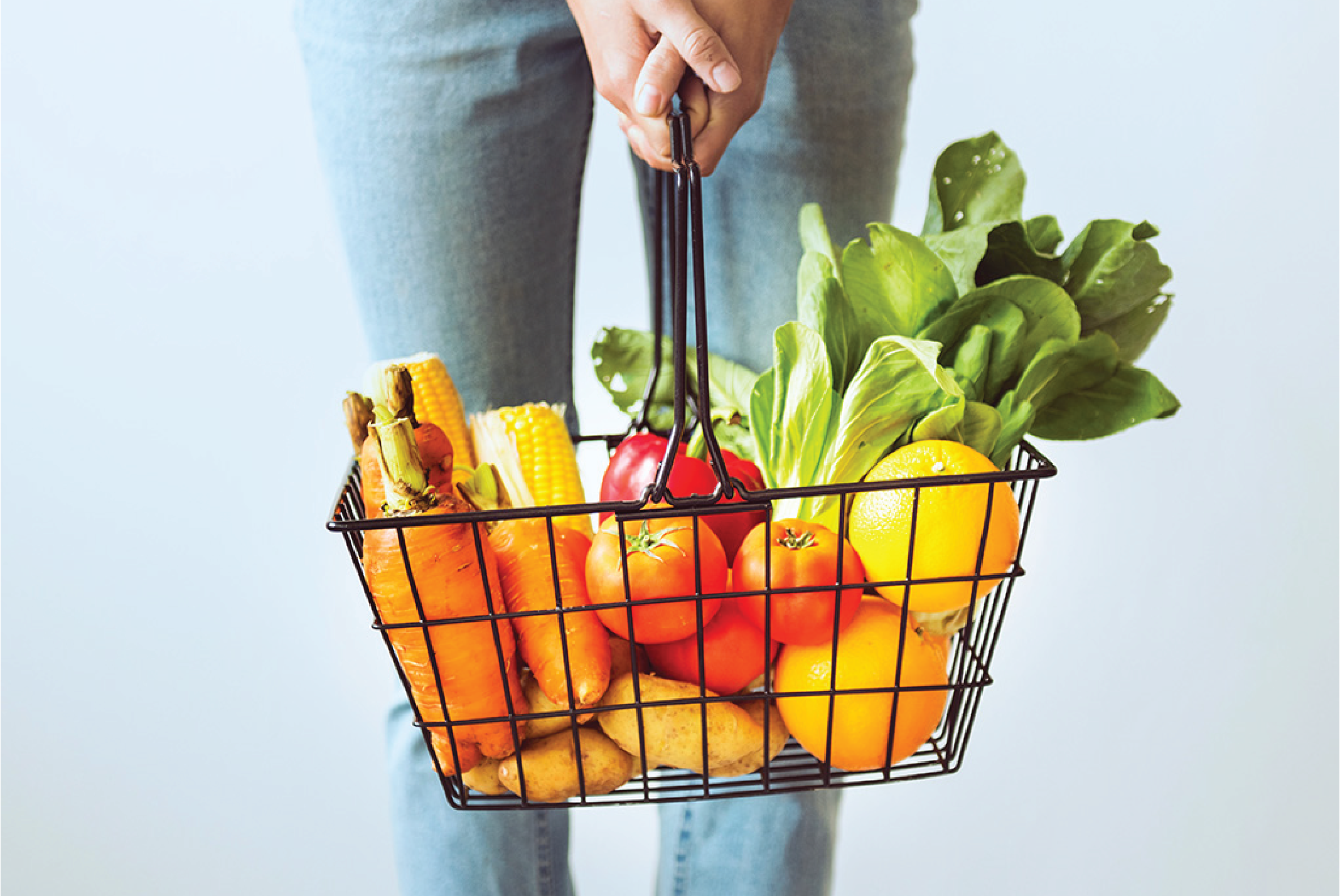 Save an hour or two each week with a grocery delivery app like Instacart or Shipt.