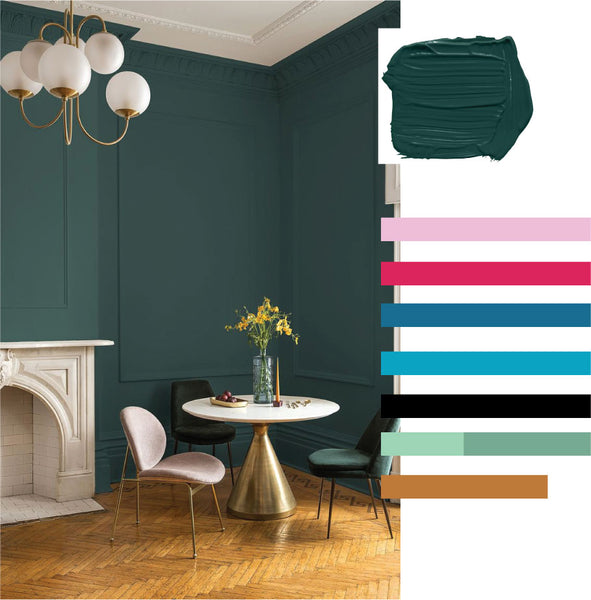 color of the year 2019 feng shui