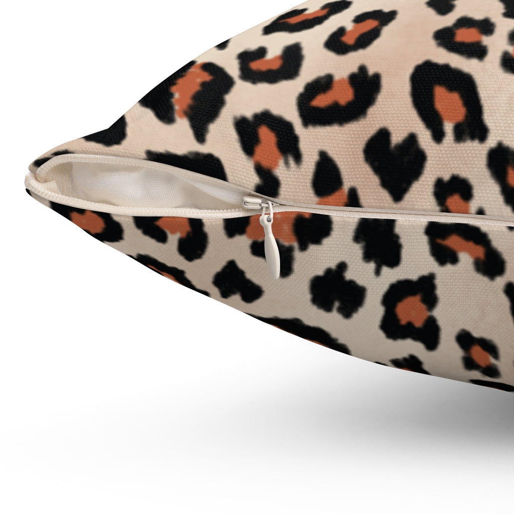 Leopard Pillow Case Only