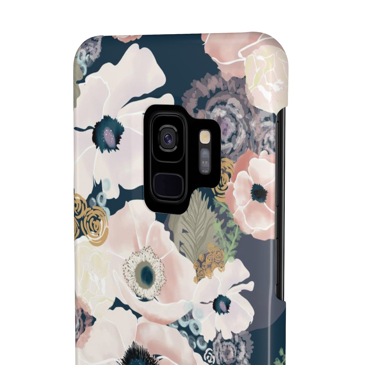Une Femme Sleek and Chic Phone Case