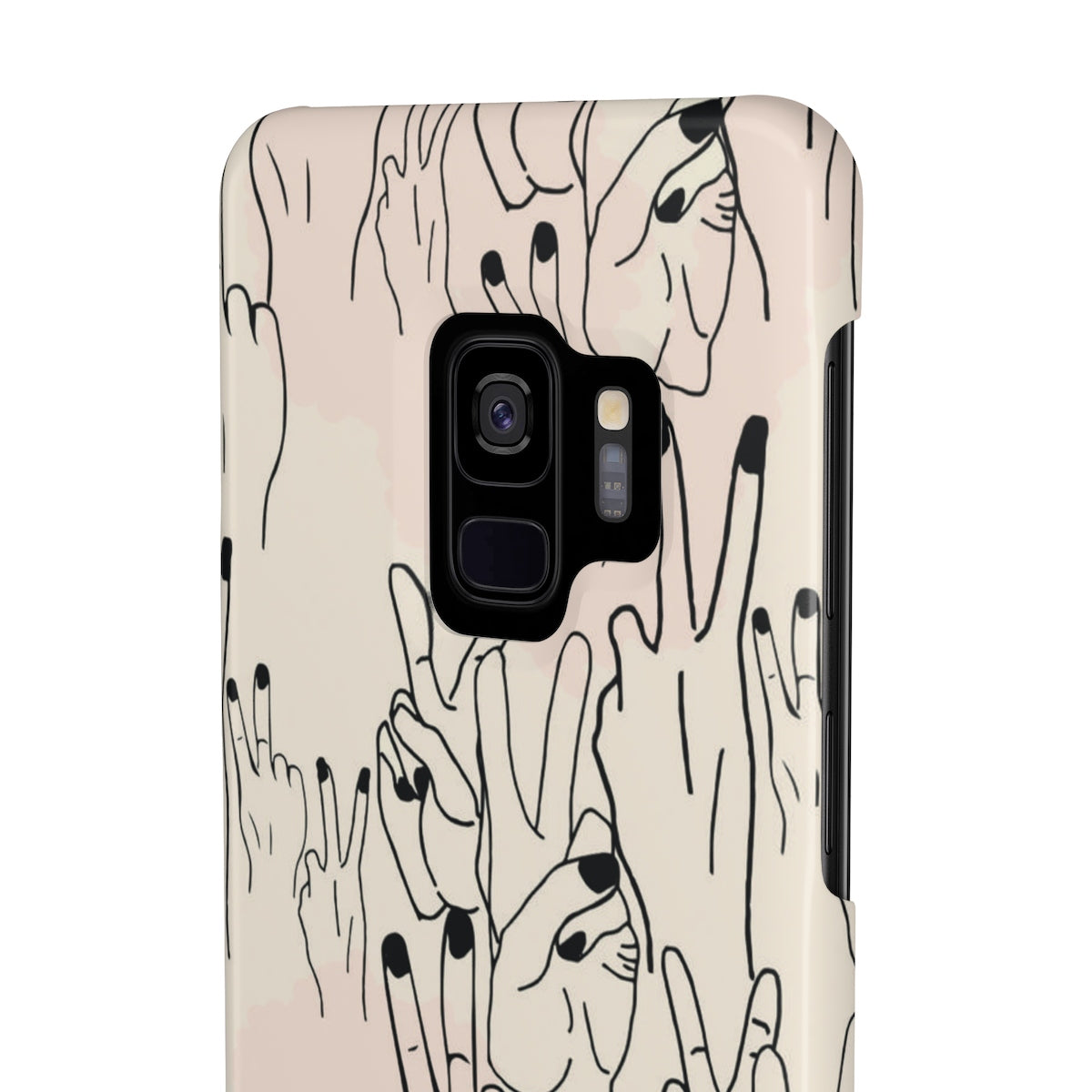 Deuces Sleek and Chic Phone Case